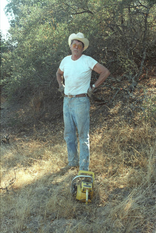 President Reagan S Rancho Del Cielo Houses With History